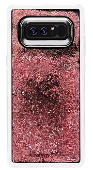 Samsung-Galaxy-Note-8-Waterfall-Naked-Tough-Case-Rose-Gold