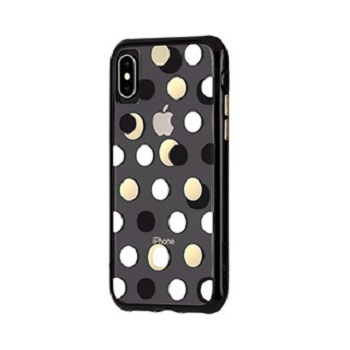 Apple Iphone X Xs Case Mate Dot Wallpaper Case Metallic