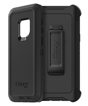 Samsung-Galaxy-S9-Defender-Case-Black