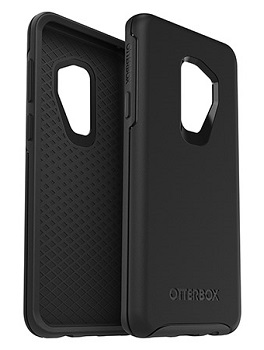 Samsung-Galaxy-S9-Plus-Otterbox-Symmetry-Series-Case-Black