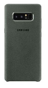 separation shoes 99694 03a61 Samsung Galaxy Note 8 Alcantara Case (Khaki) from $64.99 online ...