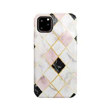 Apple-iPhone-11-Pro-Max-Uunique-Nutrisiti-Eco-Printed-Marble-Back-Case-Diamond-Marble