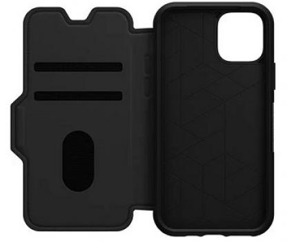 Apple iPhone 11 Pro Otterbox Leather Strada Folio Case (Shadow)