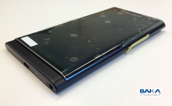 BlackBerry Priv Speaker