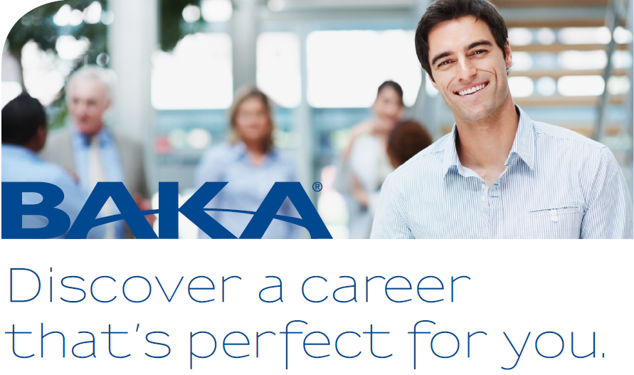 Discover a career that's perfect for you.