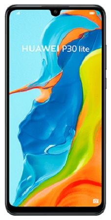 Huawei-P30-Lite-128GB-LTE-Black-Without-Data