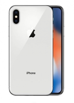 Apple-iPhone-X-64GB-Silver