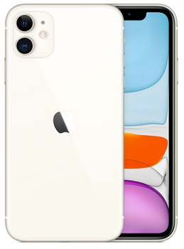 Apple-iPhone-11-256GB-White