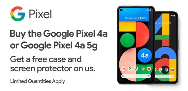 Pixel 4a Gift With Purchase