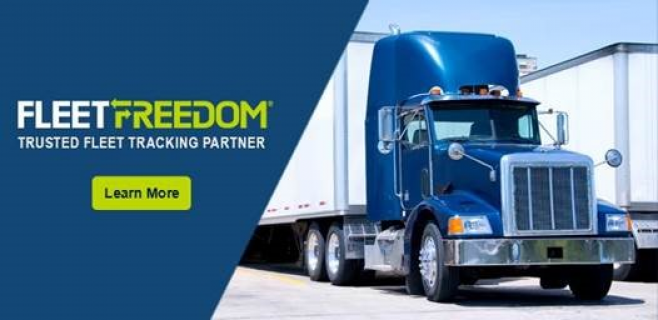 Fleet Freedom - Trusted Fleet Tracking