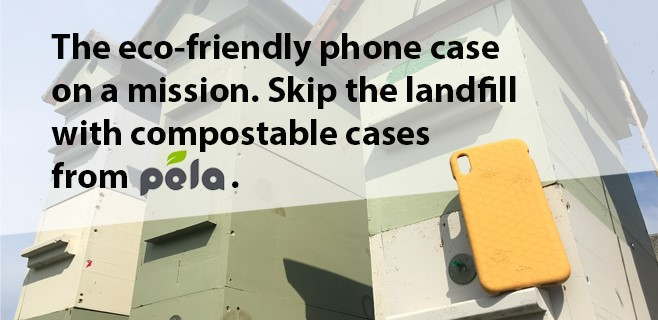 Pela (Eco-Friendly) Cases